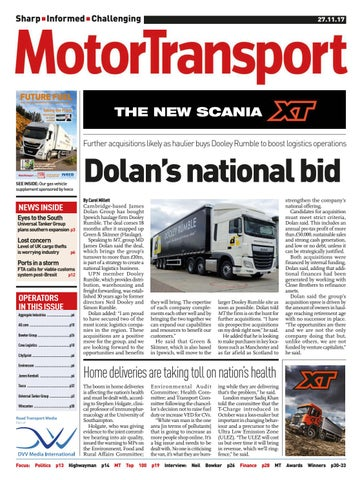 43bc784e87 Motor Transport 27 November 2017 by Motor Transport - issuu