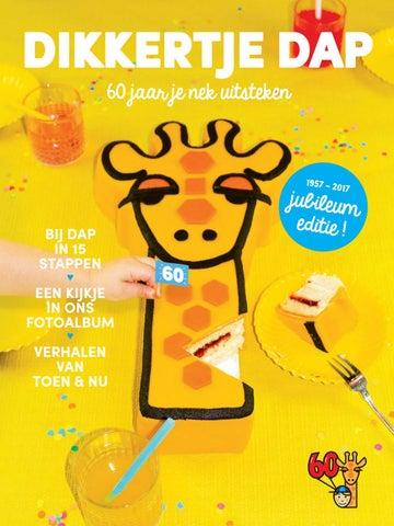 Vaak Dikkertje dap Kinderopvang Plus 60 jaar by Dikkertje Dap - issuu &NH47