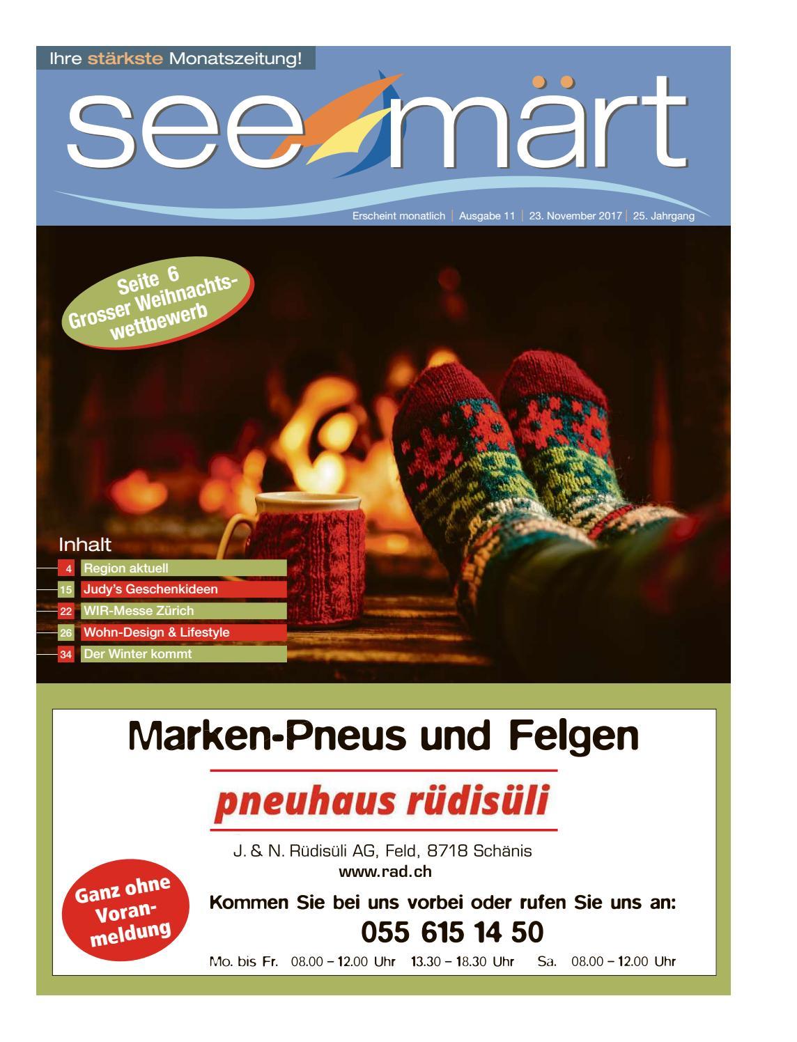Seemärt November 2017 by Ansatz - issuu