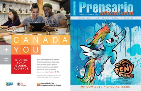 Mipcom 2017 by Prensario - issuu