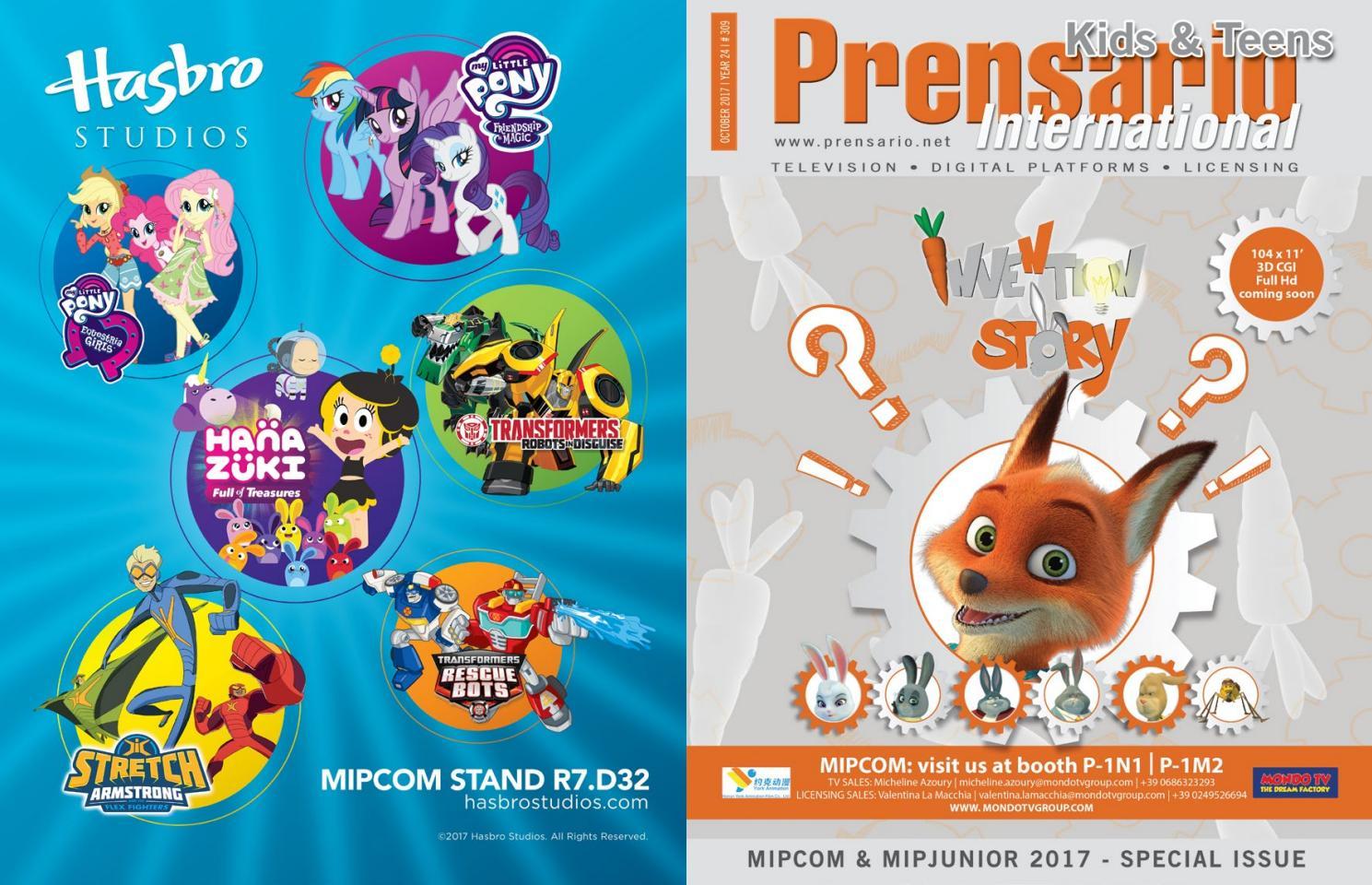 Mipcom Kids Edition 2017 by Prensario - issuu