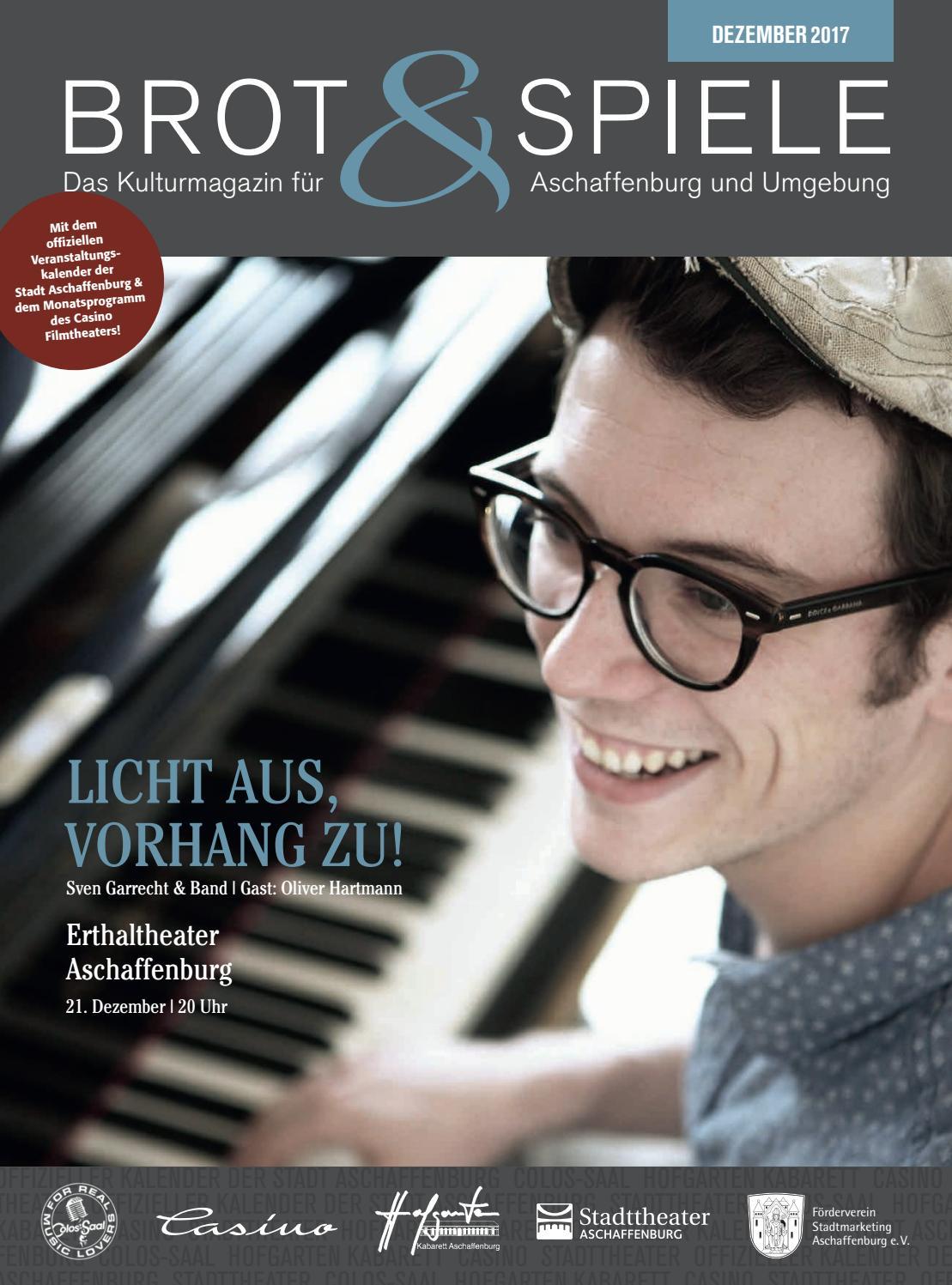 Brot & Spiele 12|2017 by MorgenWelt Verlag - issuu
