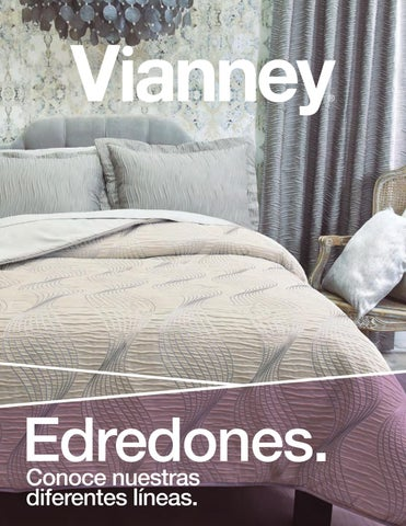 catalogo de edredones