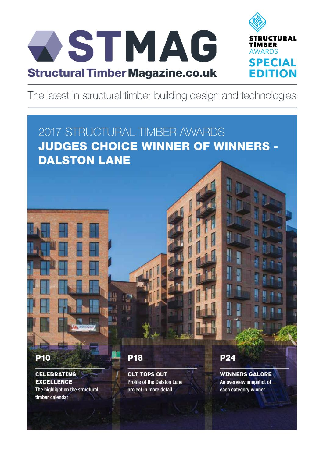 Structural Timber Magazine - Special Edition 2017 by Radar ...