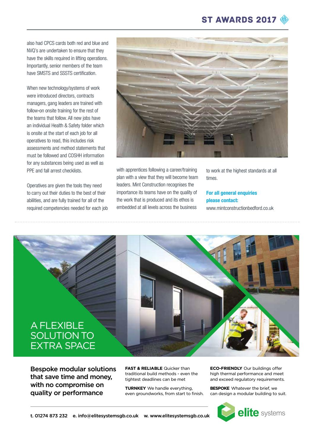 Structural Timber Magazine Special Edition 2017 By Radar