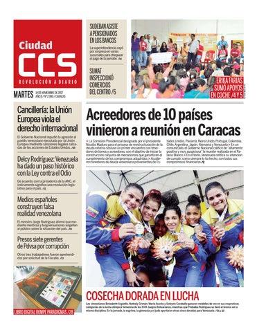 adc5871aff 14 11 17 by Ciudad CCS - issuu