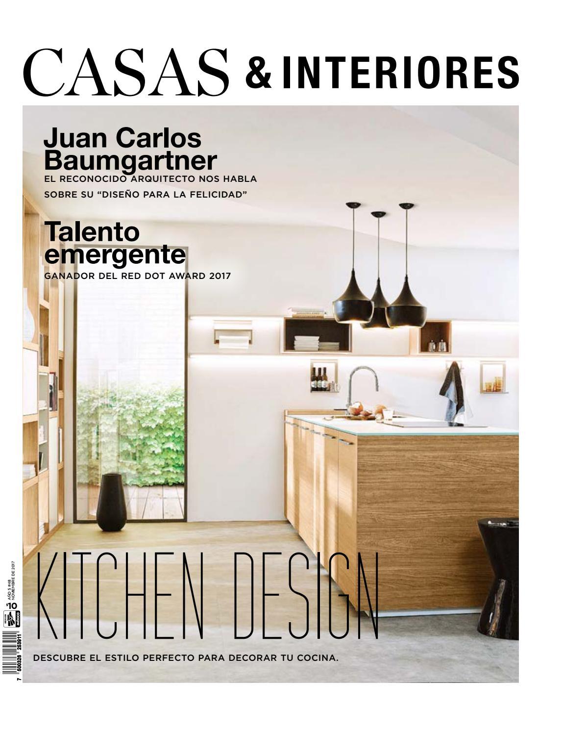 Casas & Interiores # 48 by Estilo de Vida El Horizonte - issuu