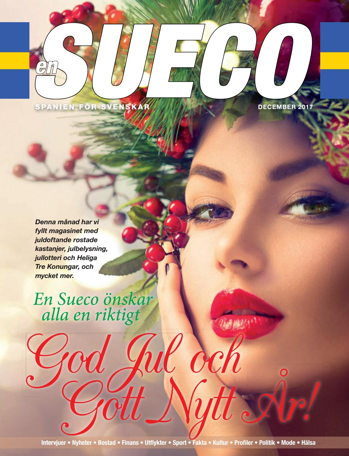En Sueco December 2017 by Norrbom Marketing - issuu d9abba9a17cf8