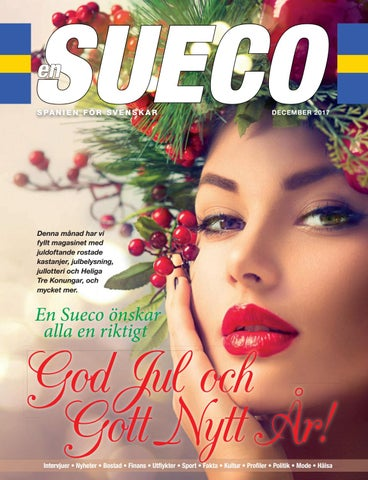 En Sueco December 2017 by Norrbom Marketing - issuu 660f0f23e83f1