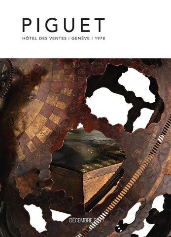 00a9dd422d0 Piguet Auction l December 2017 by Piguet Hôtel des Ventes