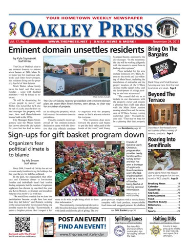 2ee23587f9bd6 Oakley Press 11.24.17 by Brentwood Press & Publishing - issuu