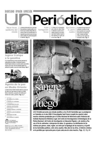 U.N. Periódico No. 21 by Unimedios - Universidad Nacional de ...