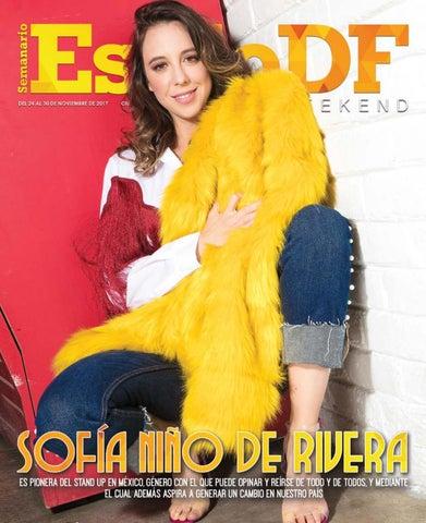 Estilo DF Weekend Sofía Niño de Rivera by EstiloDF - Issuu