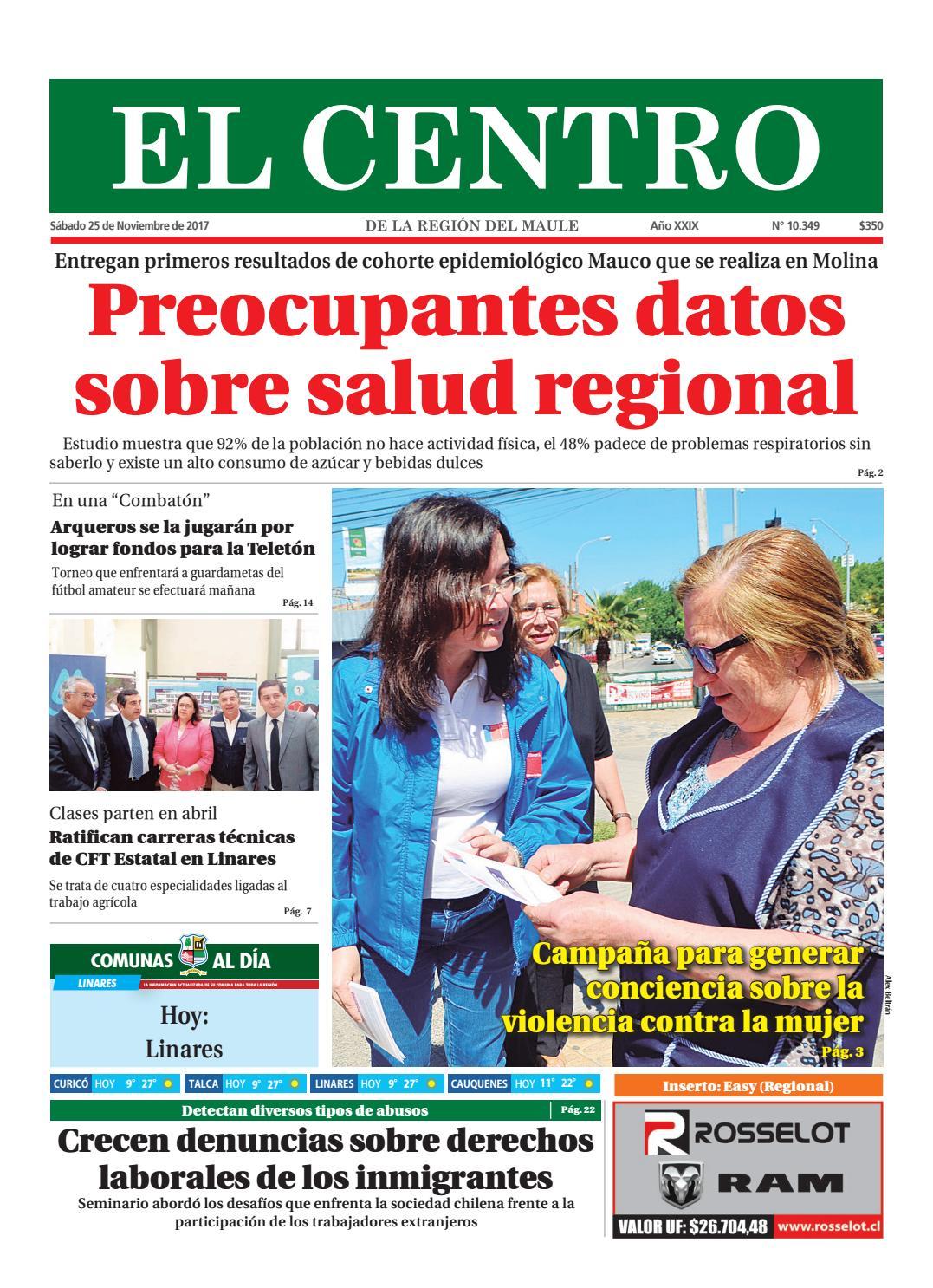 Diario 25-11-2017 by Diario El Centro S.A - issuu