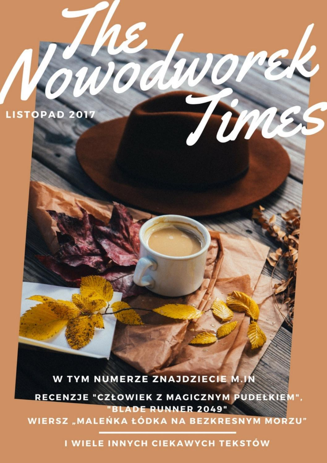 The Nowodworek Times November 2017 By The Nowodworek Times