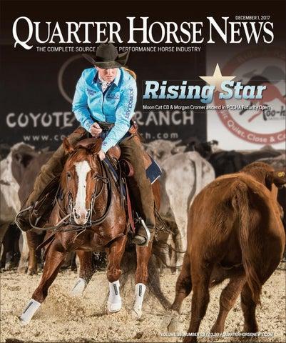 Quarter Horse News Equine Dec 01 2017 by Morris Media Network - issuu 83820025a7