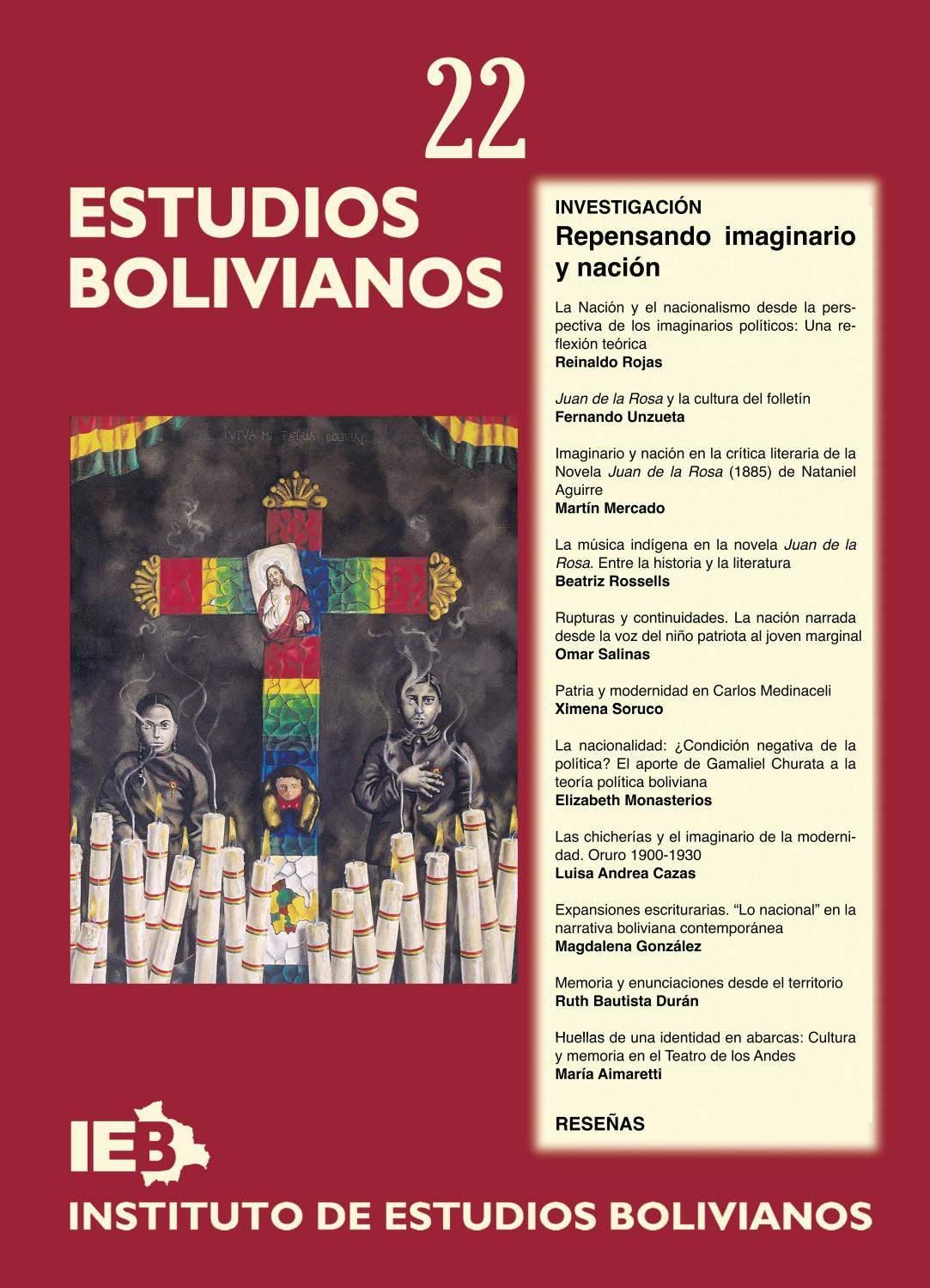 Estudios Bolivianos 022 by Postgrado Humanidades UMSA - issuu 088785df6a39