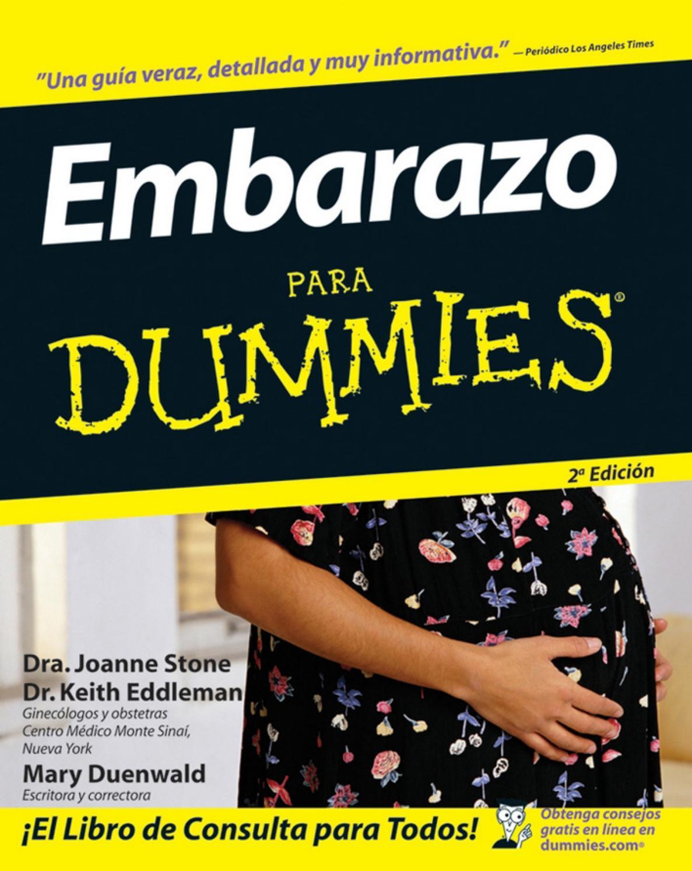Embarazo para dummies by Ana Maria Ramos Rojas - issuu