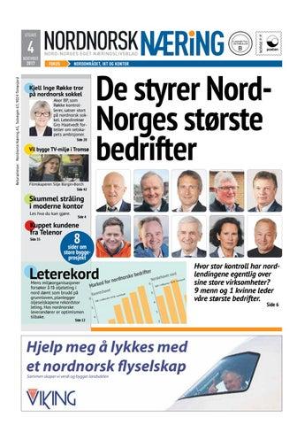 a718619a Nordnorsk Næring - November - nr. 4 - 2017 by Nordnorsk Næring AS ...