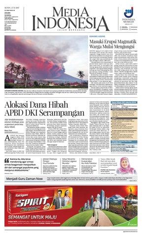 Media indonesia 27 11 2017 27112017035306 by Oppah - issuu 1811eb5790