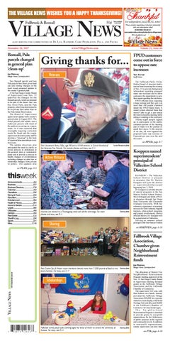 99ee53f6866 Fallbrook Village News by Village News