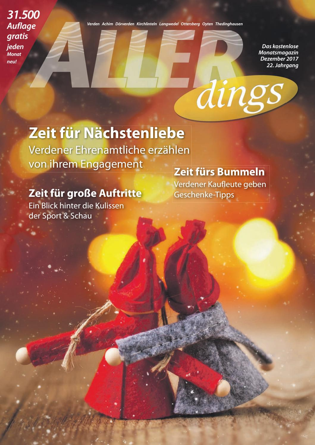ALLERdings Dezember 2017 by ALLERdings - issuu