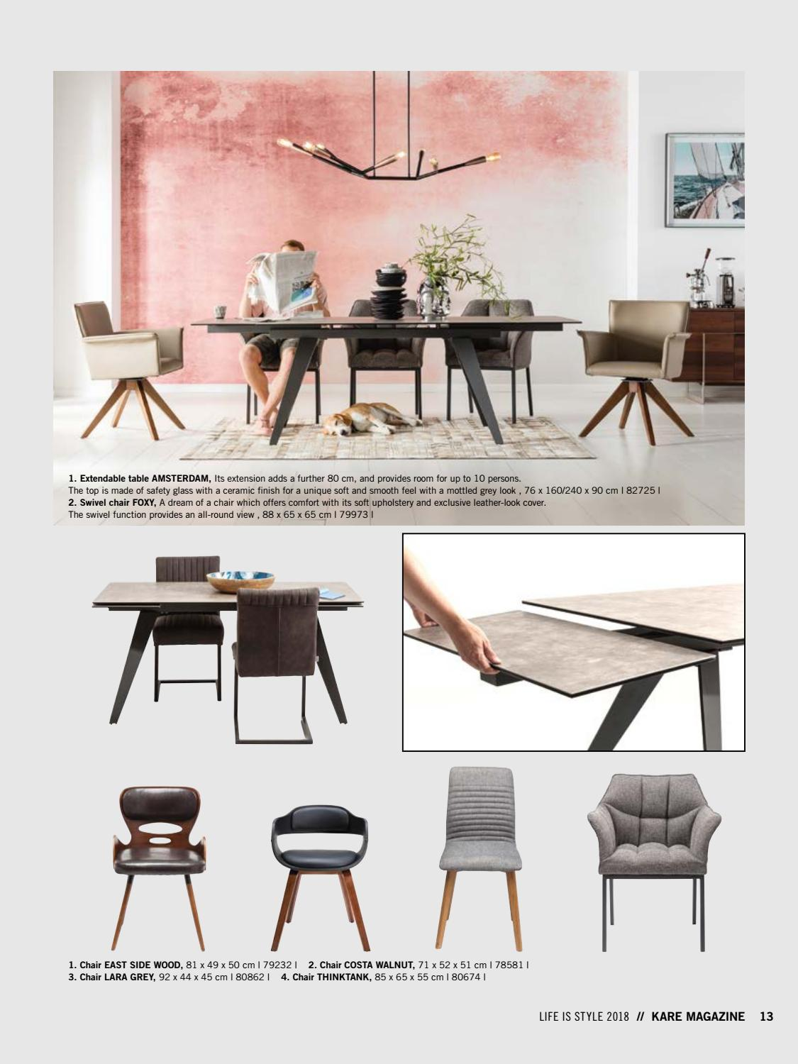 Abitare Ad Amsterdam kare design - life is style 14/2018 by abitare living - issuu