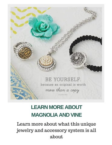 0e8888a5774b Magnolia and Vine Spring Summer 2017 by Magnolia and Vine - issuu