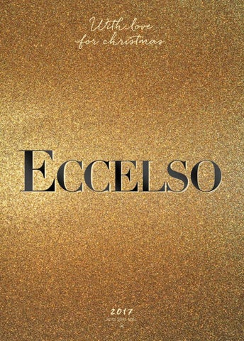 4b026ea675a6 Eccelso Hors Série Noël 2017 by Eccelso Magazines - issuu