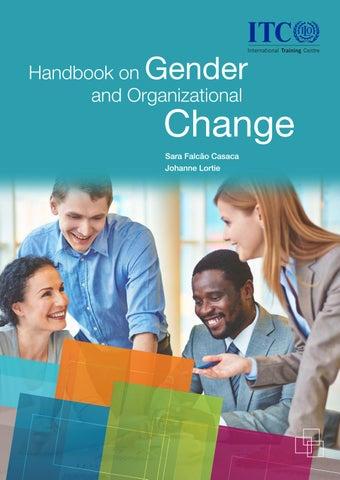 Handbook On Gender And Organizational Change By Sara Falco Casaca