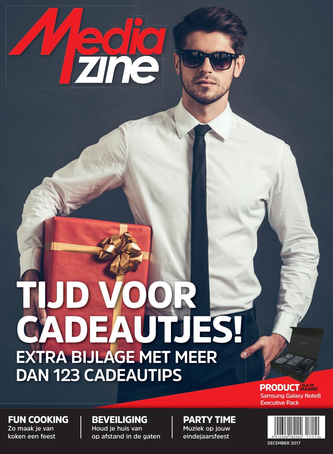 Mediazine Belgie December 2017 by Mediazine BelgiëBelgique