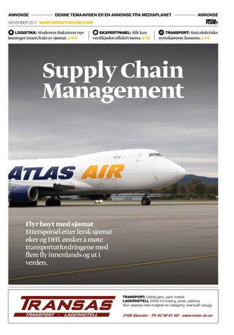 12ee38839872 Supply chain management by Futurum AS - issuu