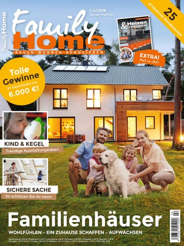 FamilyHome 1/2 2018 By Family Home Verlag GmbH   Issuu