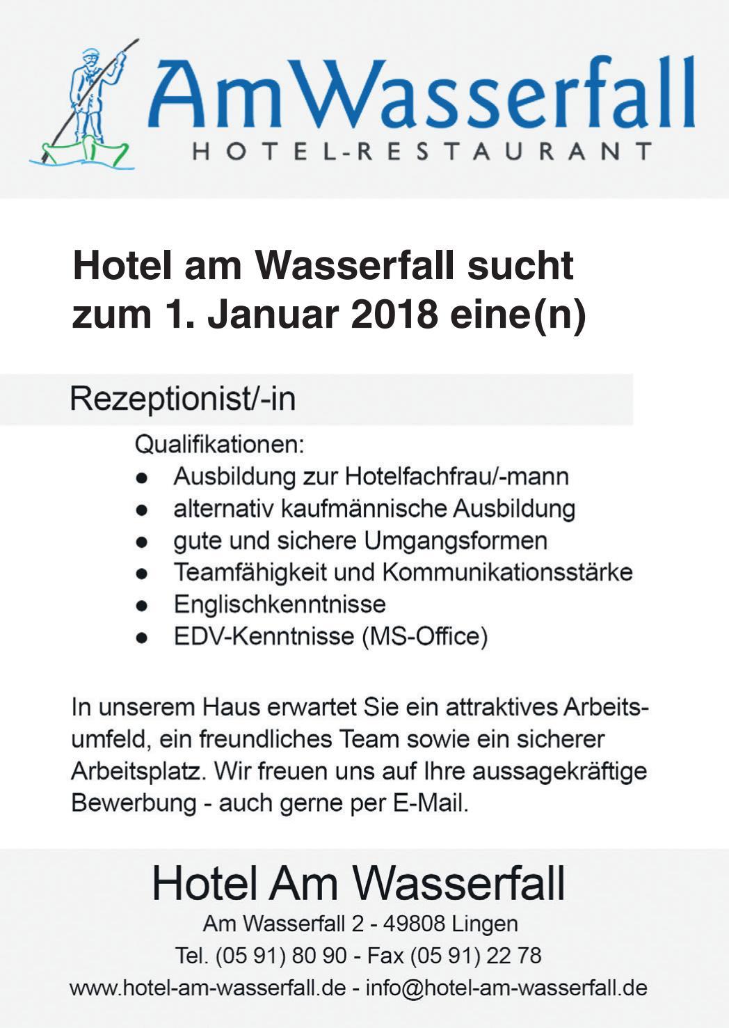 Erfreut Rezeptionisten Aufgaben Fortsetzen Bilder - Entry Level ...
