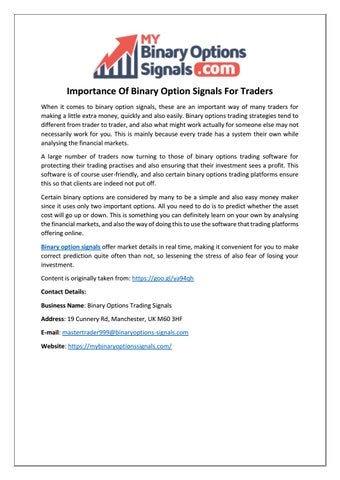 Option trading business tax free cash flow