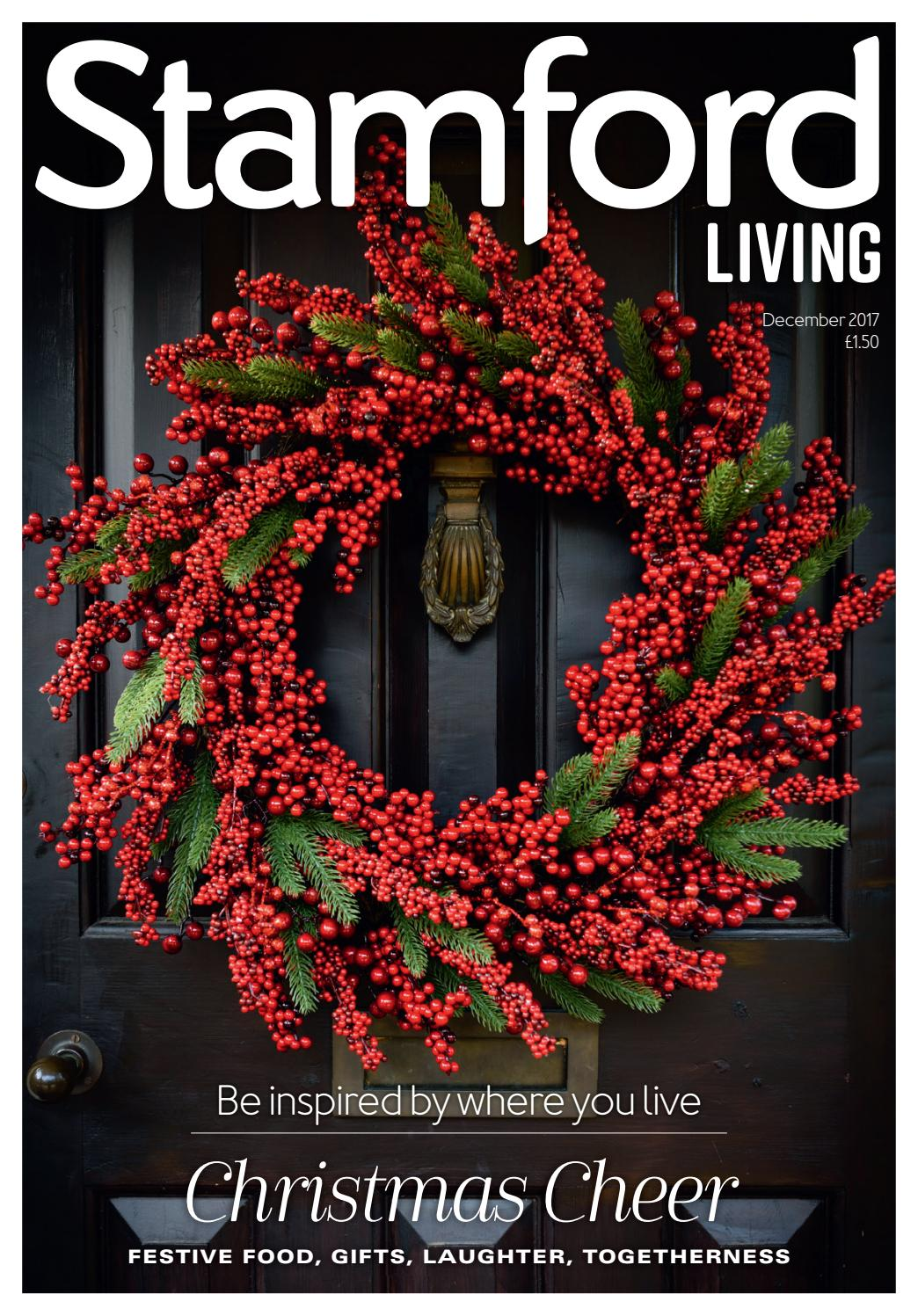 Stamford Living December 2017 by Best Local Living - issuu