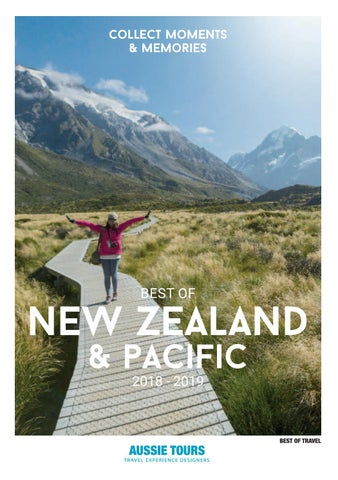 b90661d2911 Best of Travel - Aussie Tours - Best of New Zealand & Pacific 2018 ...
