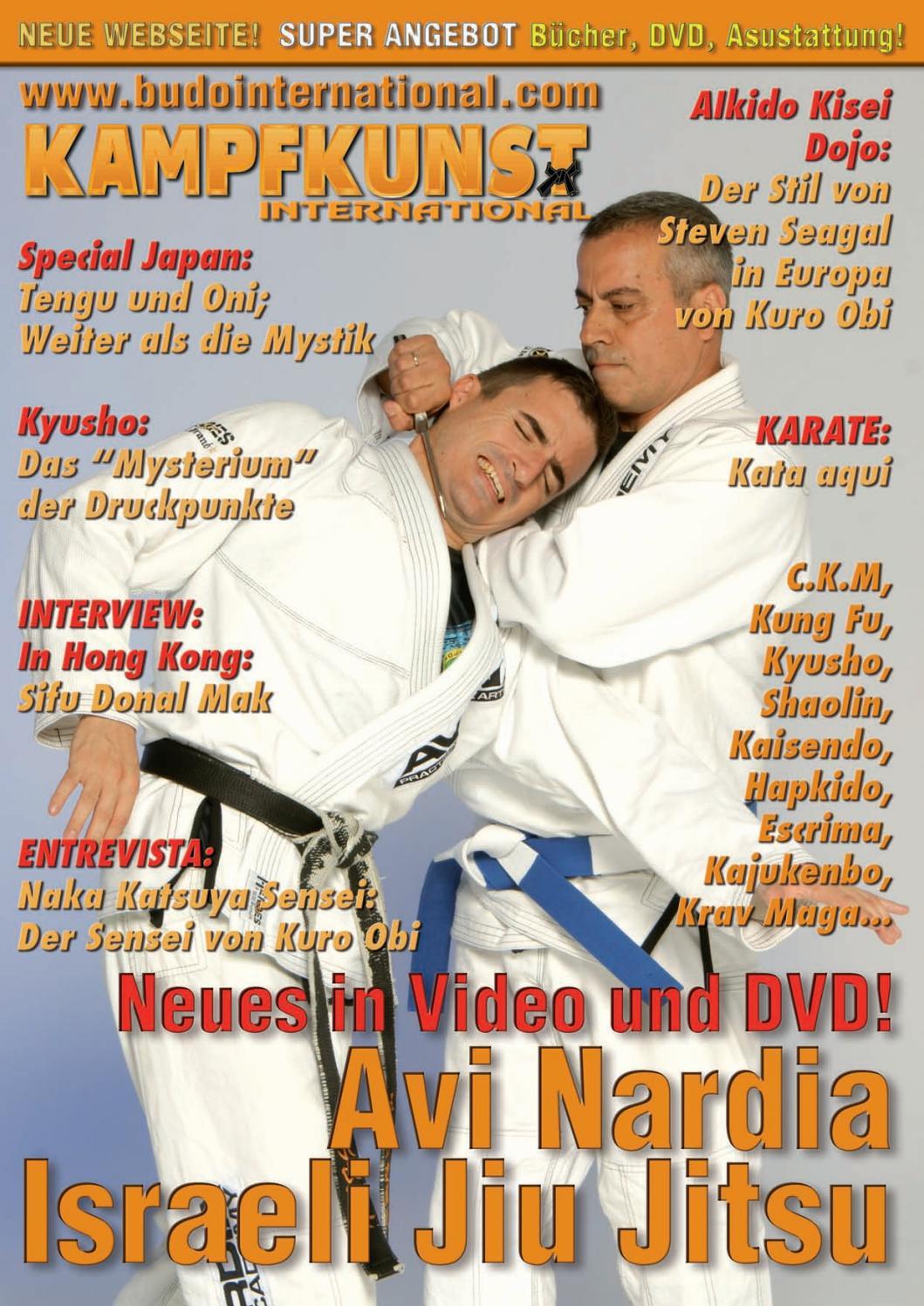 Kampfkunst budo international 347 – november teil 2 2017 by Budo ...