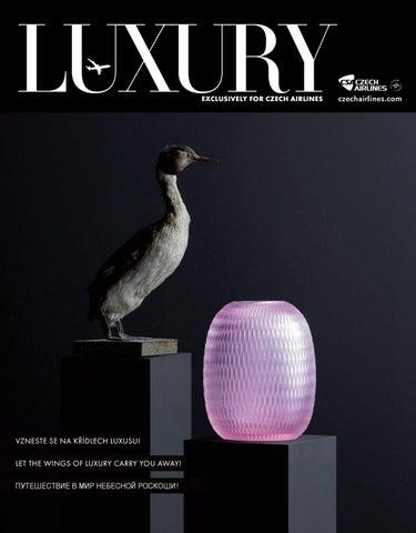 Luxury ČSA 11 2017 by LuxuryGuideCZ - issuu 926879f48c