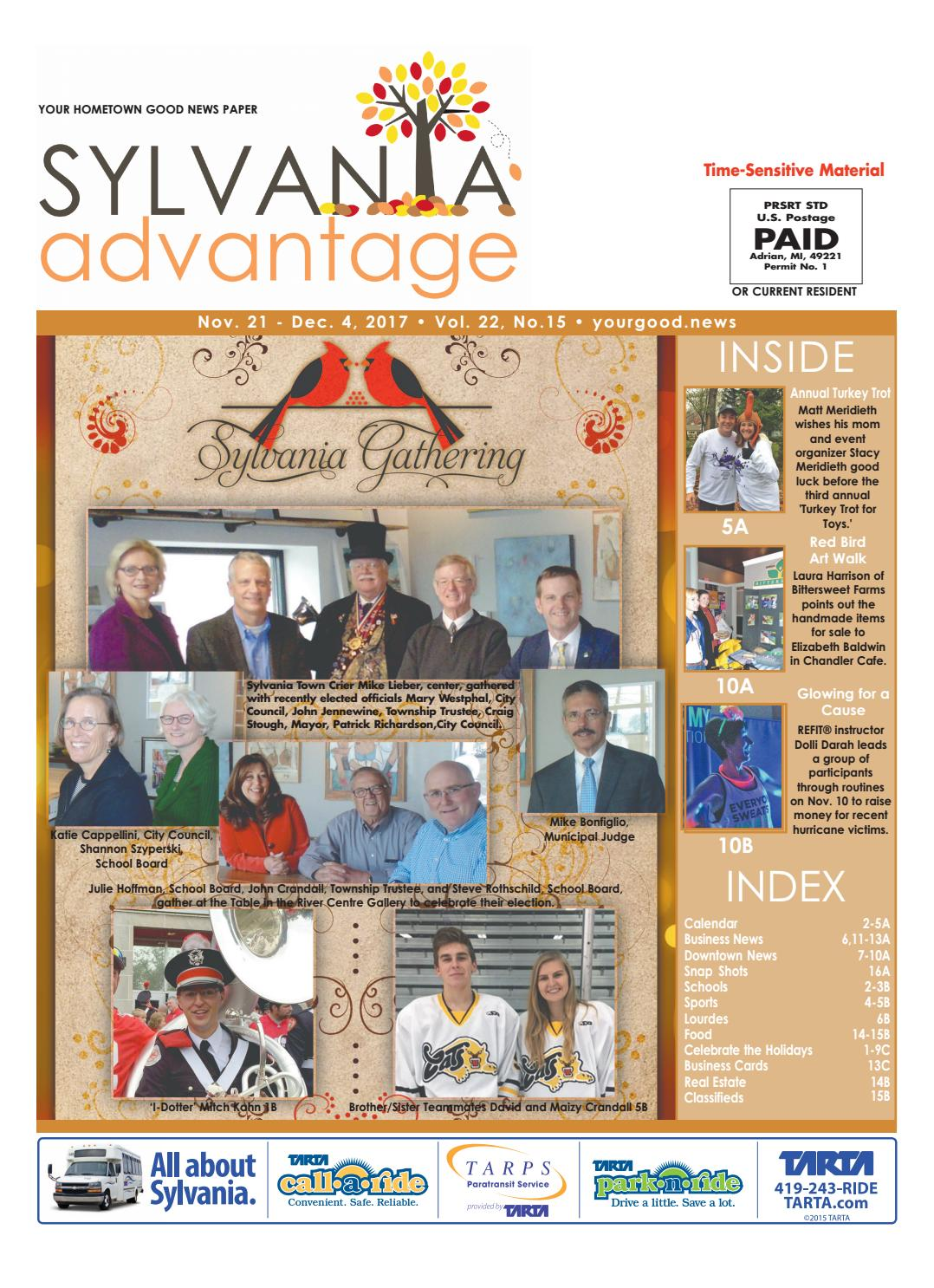 Sylvania AdVantage MID NOV 2017 by SylvaniaAdVantage - issuu 786fbb6d704a