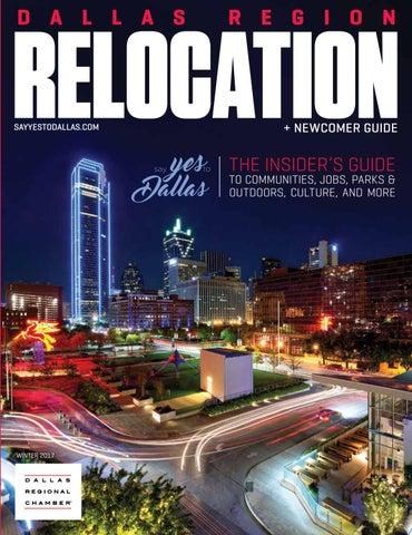 Dallas region relocation newcomer guide winter 2017 by dallas d a l l a s malvernweather Gallery