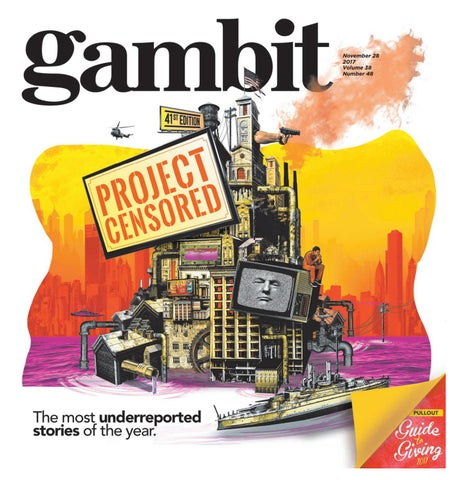 Gambit New Orleans November 28 2017 By