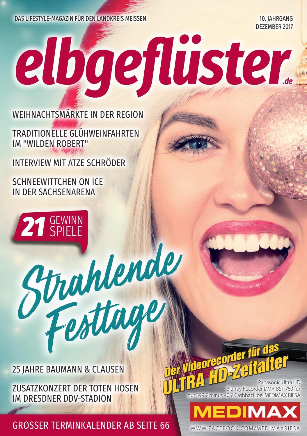 Elbgeflüster Dezember 2017 by Elbgeflüster - issuu