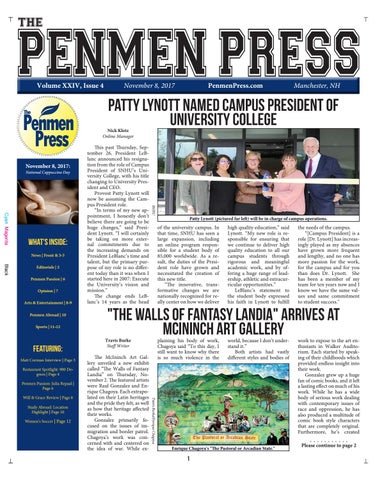 Issue 4 (FA 17) by Penmen Press - issuu