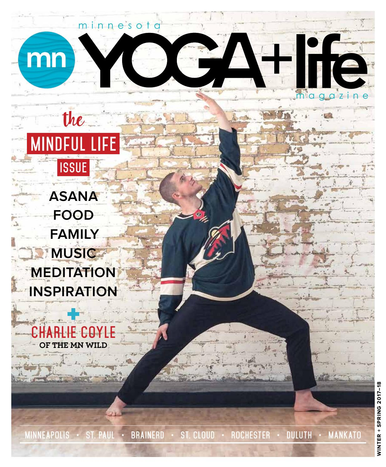 MN YOGA +Life™ | Winter/Spring 2017-18 by Yoga + Life