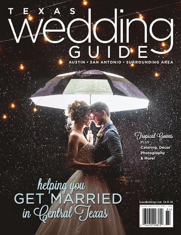 Texas Wedding Guide Winter 2018