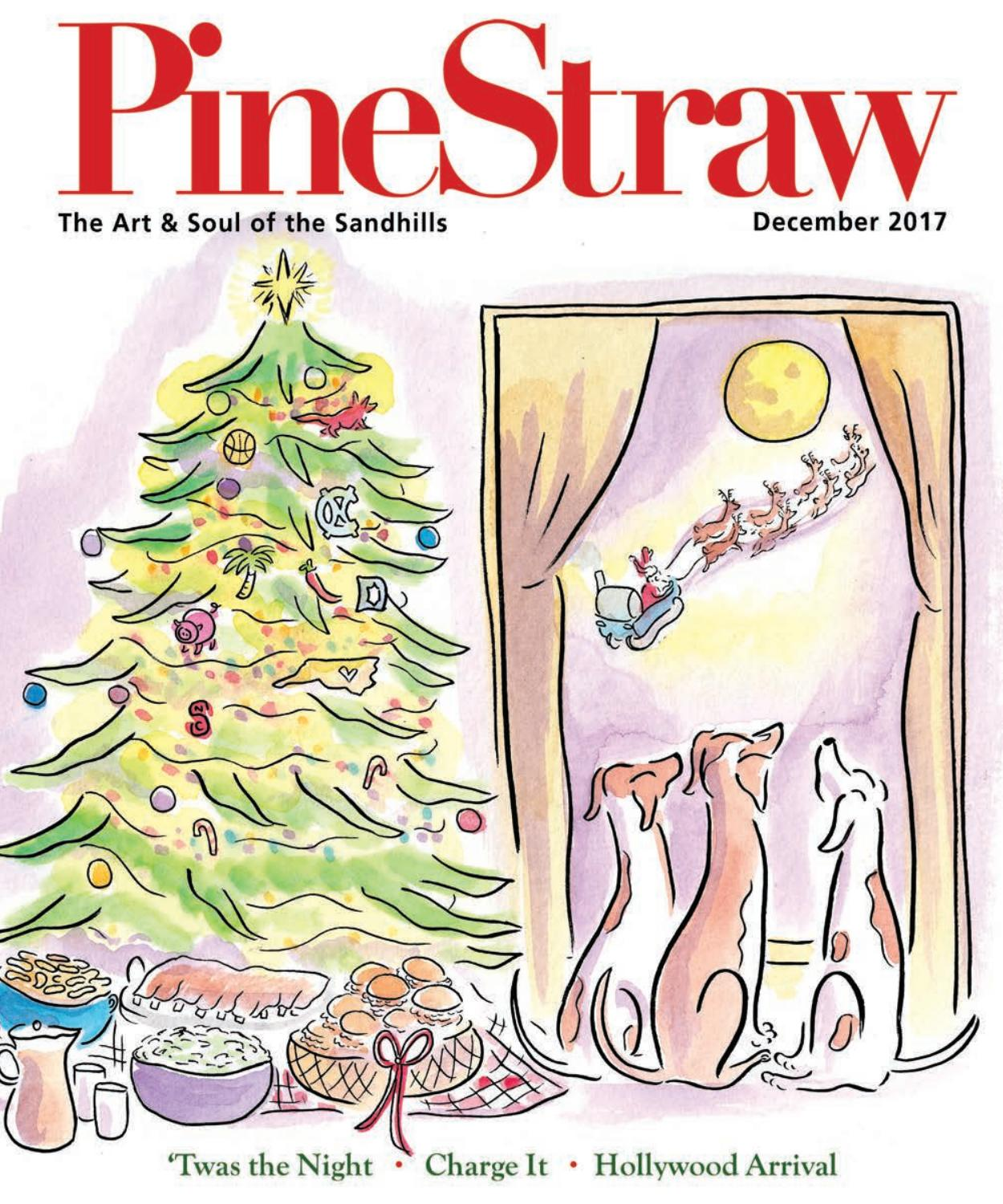 24d68d9fd6 December PineStraw 2017 by PineStraw Magazine - issuu