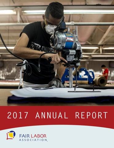 2017 FLA Annual Public Report by Fair Labor Association - issuu