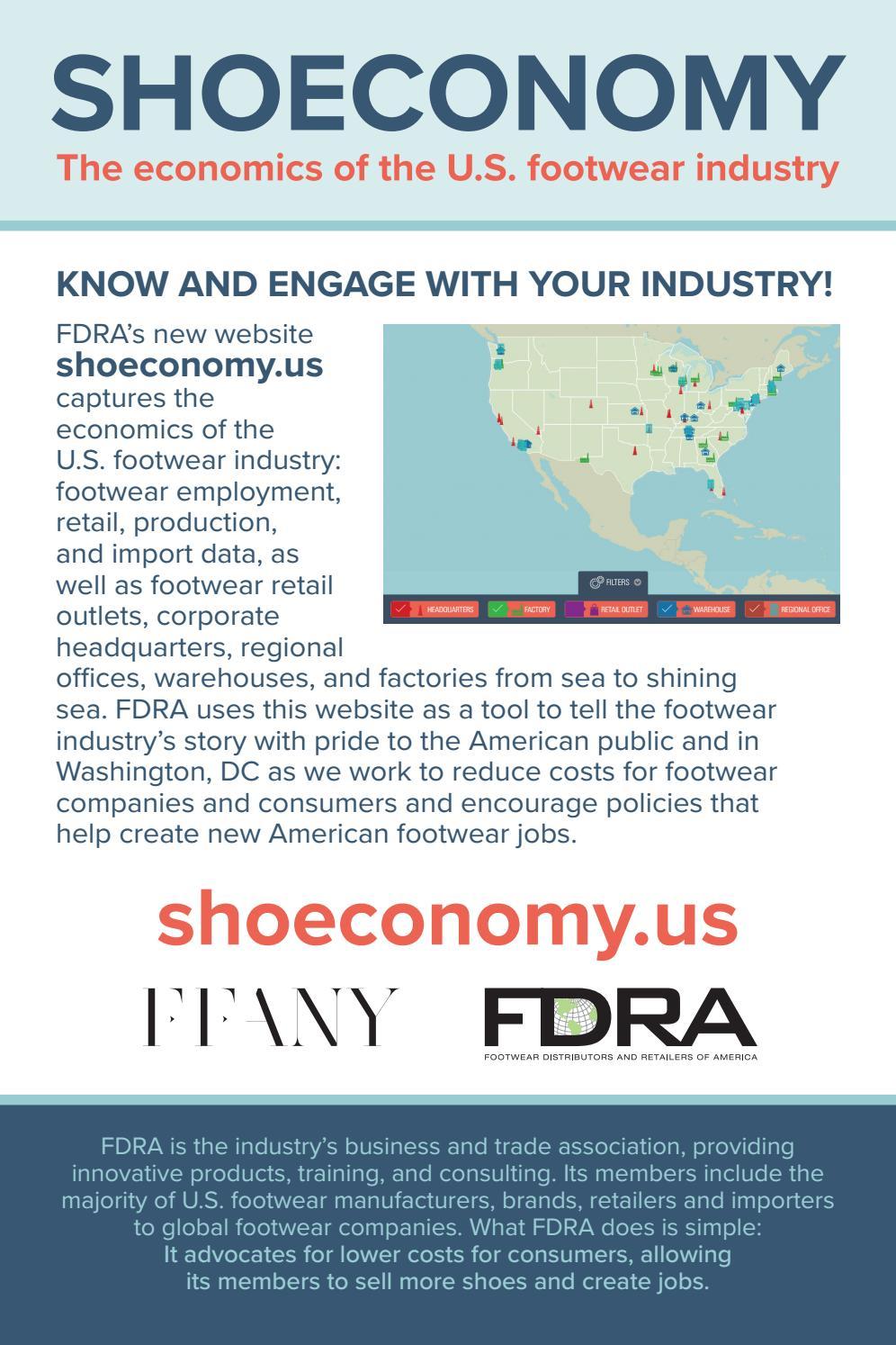 FFANY New York Shoe Expo Directory: Nov 29 - Dec 1, 2017 by FFANY