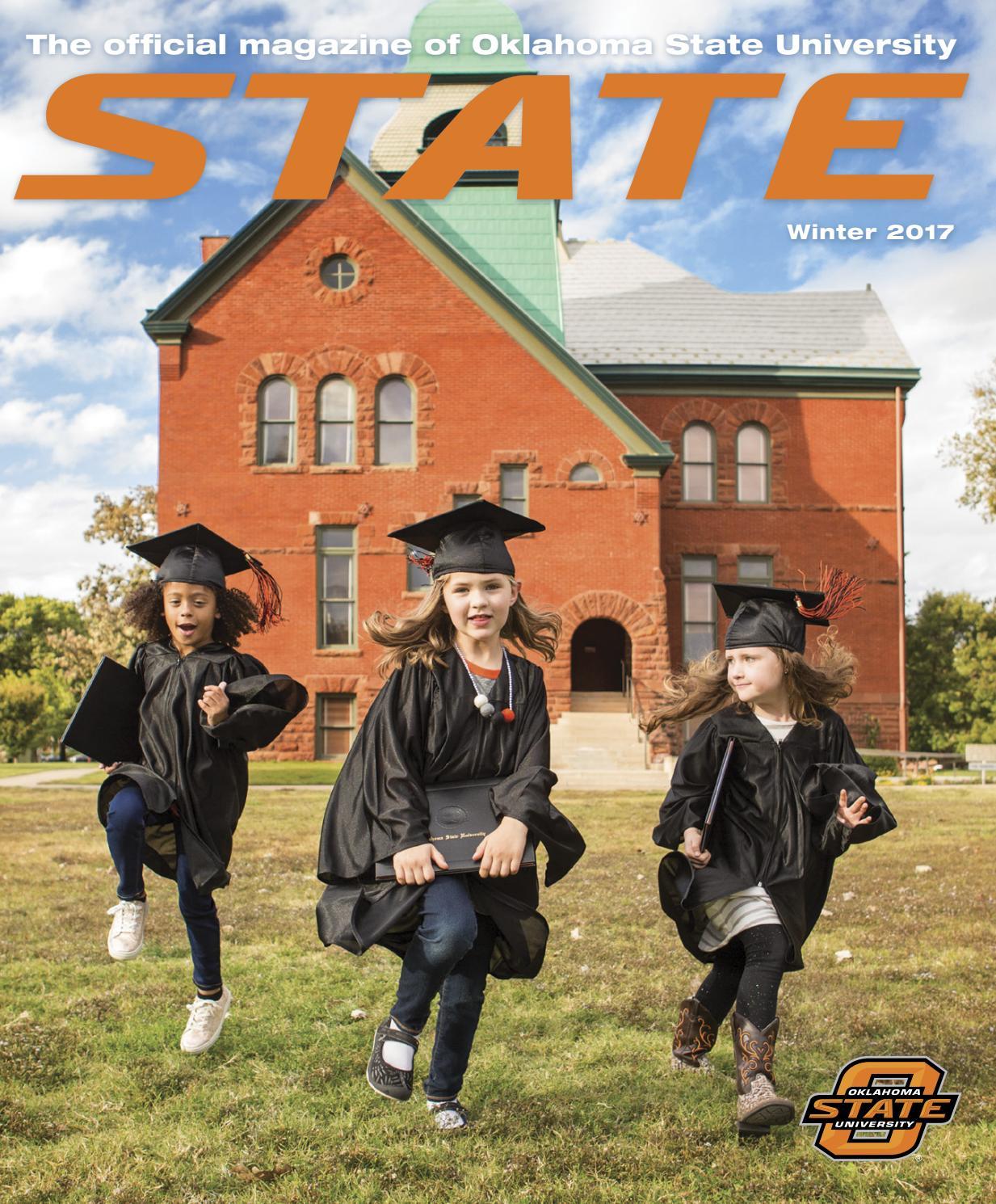 STATE Magazine Winter 2017 by Oklahoma State - issuu